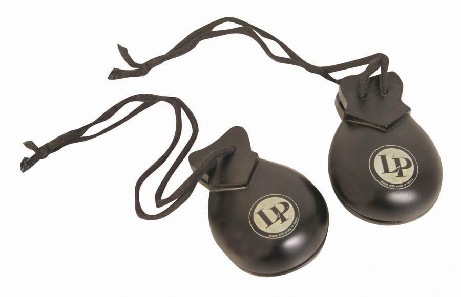 View larger image of LP Hand Held Professional Castanets - Pair