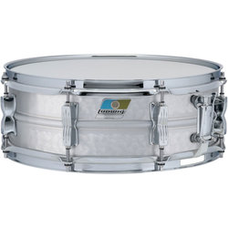 Ludwig Acrolite Hammered Shell Snare Drum - 5 x 14