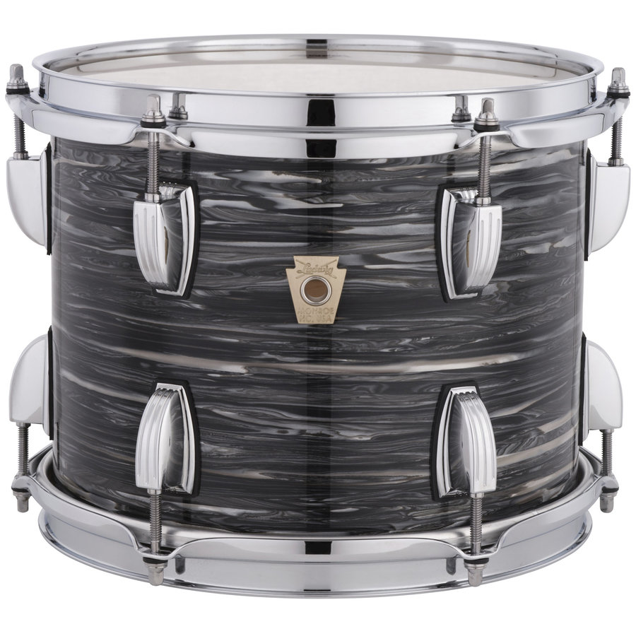 View larger image of Ludwig Club Date FAB 3-Piece Shell Pack - 22/16FT/13, Vintage Black Oyster