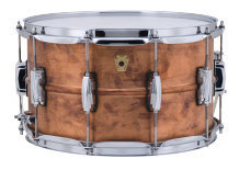 View larger image of Ludwig LC608R Copperphonic Snare Drum - 8 x 14
