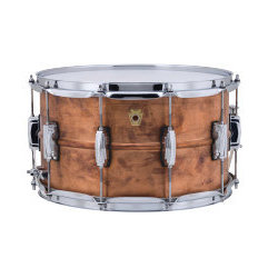 Ludwig LC608R Copperphonic Snare Drum - 8 x 14
