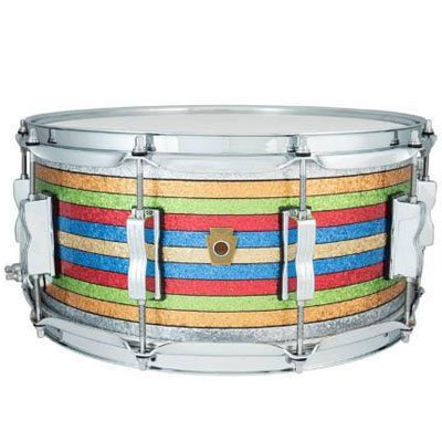 View larger image of Ludwig Limited Classic Maple Salesman Snare Drum - 6-1/2x14