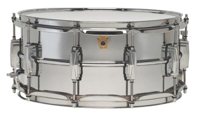 View larger image of Ludwig LM402 Supraphonic Snare Drum - 6.5 x 14