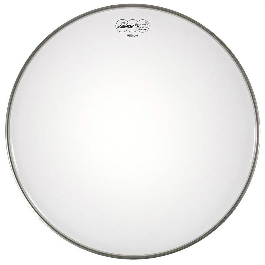 View larger image of Ludwig Medium Drum Head - Clear, 10