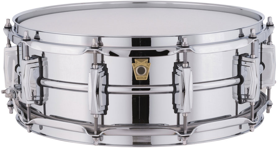 View larger image of Ludwig Supraphonic Aluminum Snare Drum - 5 x 14