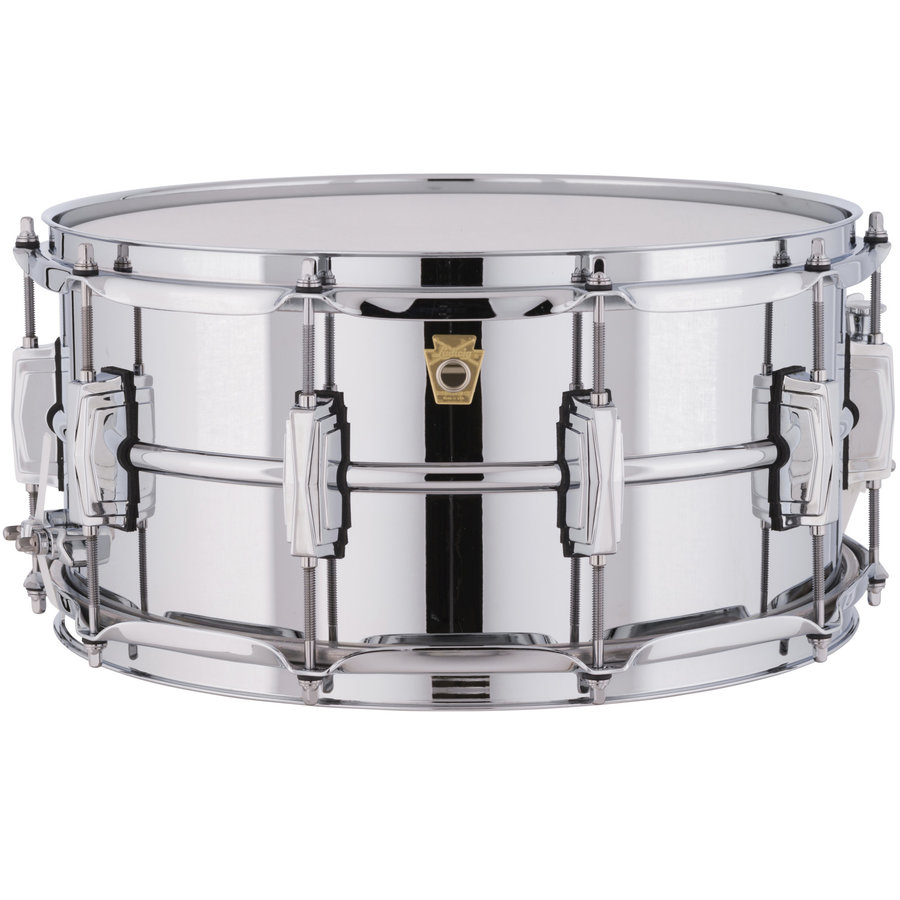 View larger image of Ludwig Vistalite ZEP 5-Piece Shell Pack - 26/14SD/18FT/16FT/14, Yellow