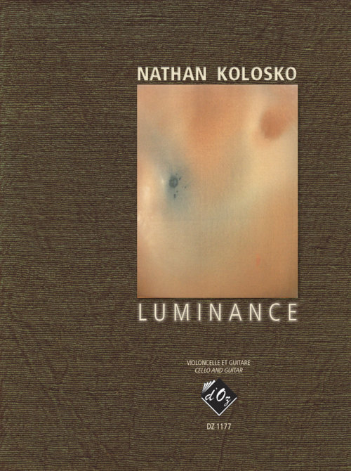 View larger image of Luminance (Kolosko) - Guitar & Cello Duet