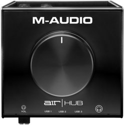 M-Audio AirHub USB Monitoring Interface