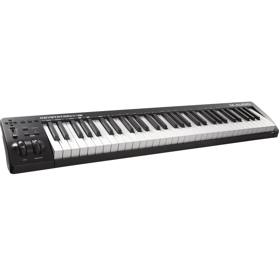 View larger image of M-Audio Keystation 61-Key MK3 Keyboard Controller
