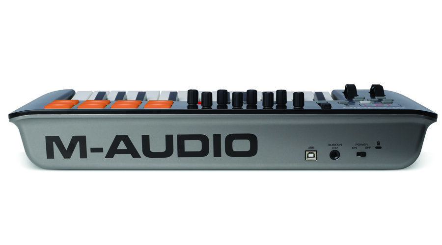 View larger image of M-Audio Oxygen 25 MK IV USB MIDI Controller