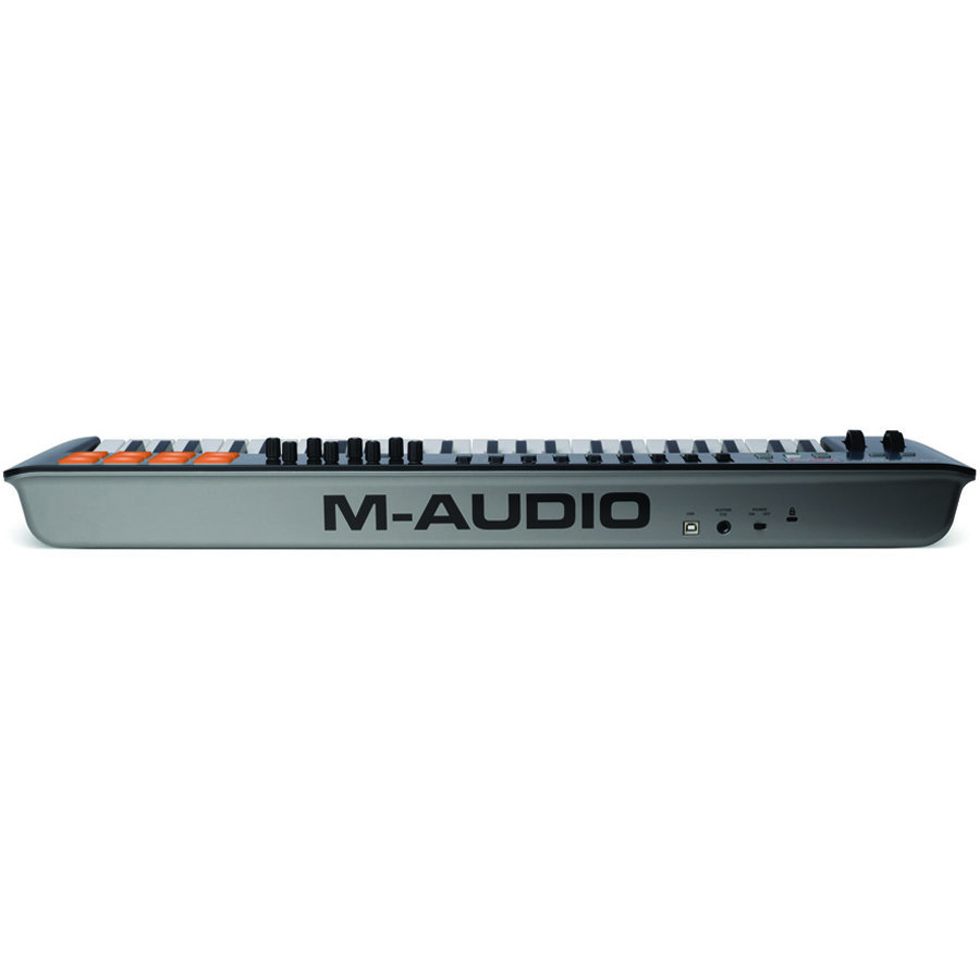 View larger image of M-Audio Oxygen 49 MK IV USB MIDI Controller