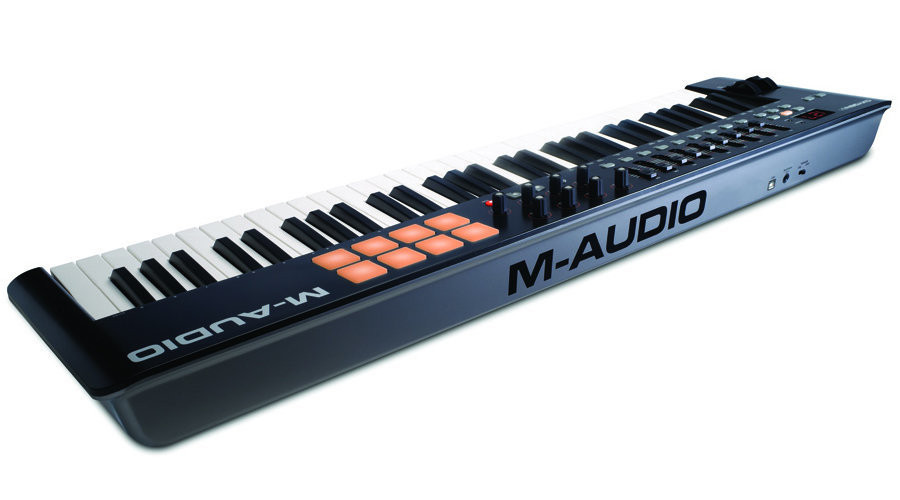 View larger image of M-Audio Oxygen 61 MK IV USB MIDI Controller