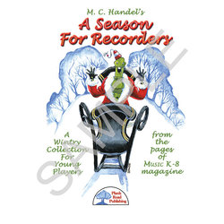 M.C. Handel's A Season For Recorders - Kit with CD