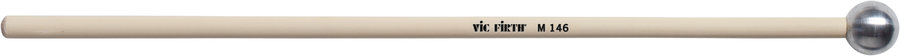 View larger image of M136 Mallet - Orchestral Series, Medium-Round Aluminum Head