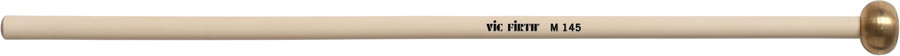 View larger image of M145 Mallet - Orchestral Series, Large Oval Brass Head