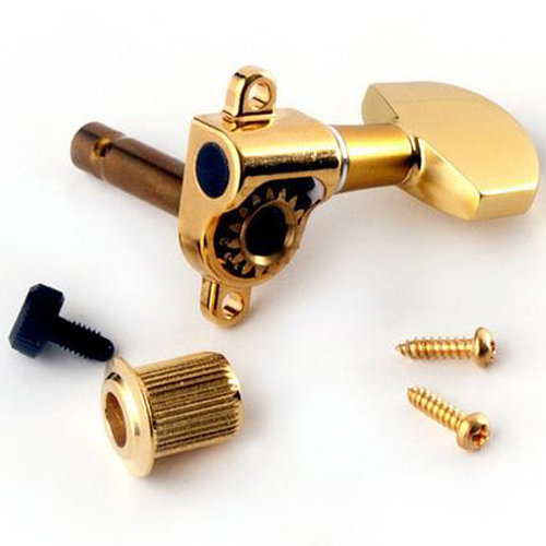 View larger image of PRS Phase III Locking Tuner - Bass, Gold