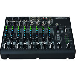 Mackie 1402VLZ4 12-Channel Compact Desktop Mixer