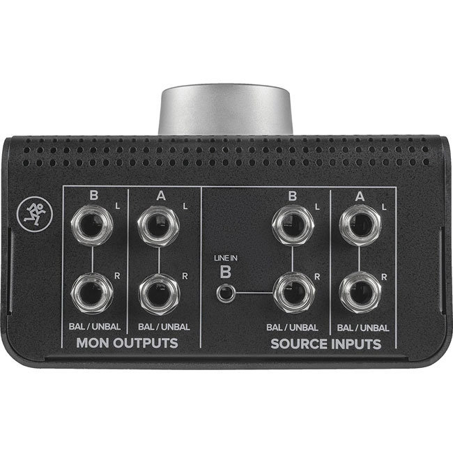 View larger image of Mackie Big Knob Passive Studio Monitor Controller