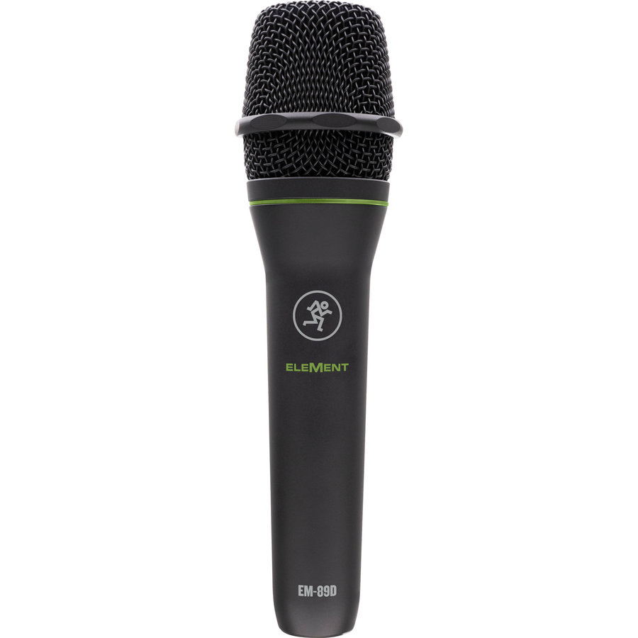 View larger image of Mackie EleMent Dynamic Vocal Microphone