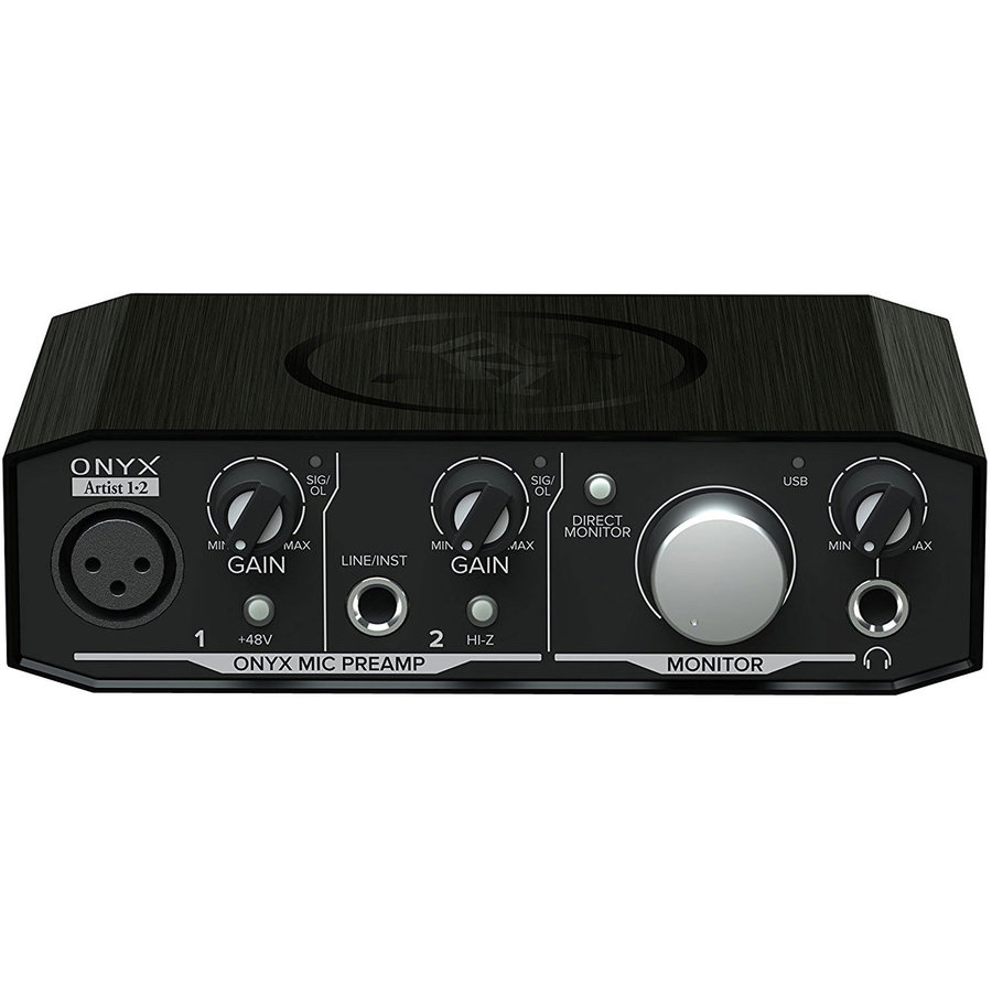 View larger image of Mackie Onyx Artist 1.2 Audio Interface