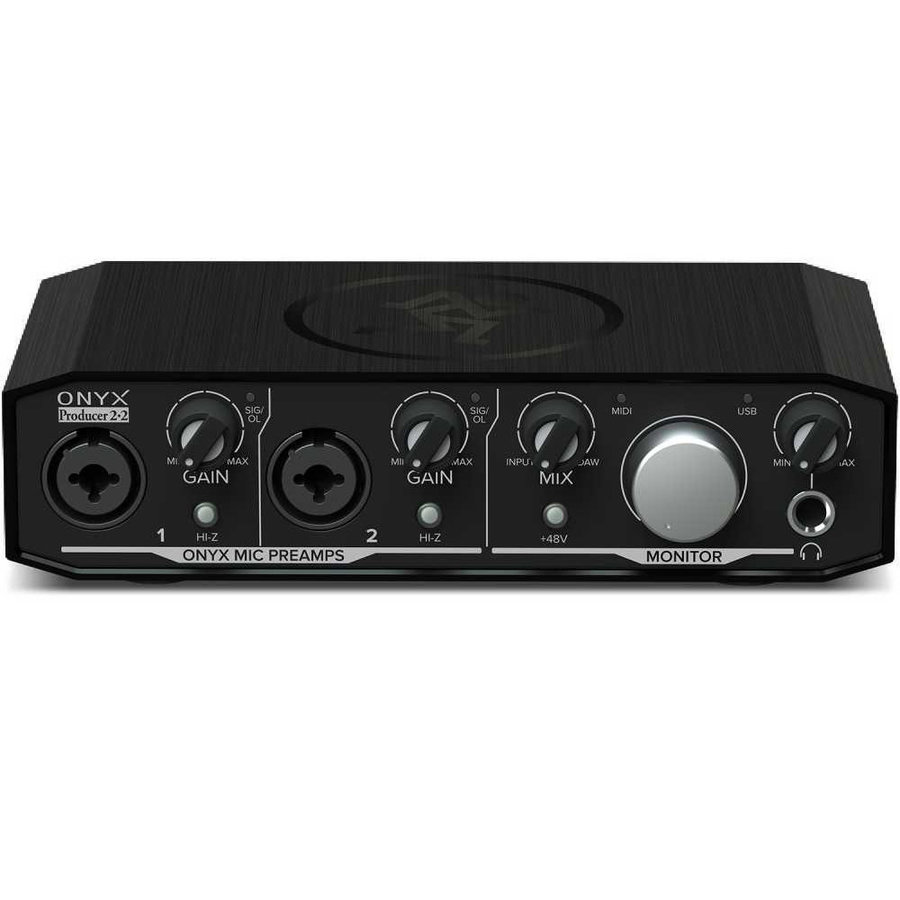 View larger image of Mackie Onyx Producer 2-2 USB Audio Interface