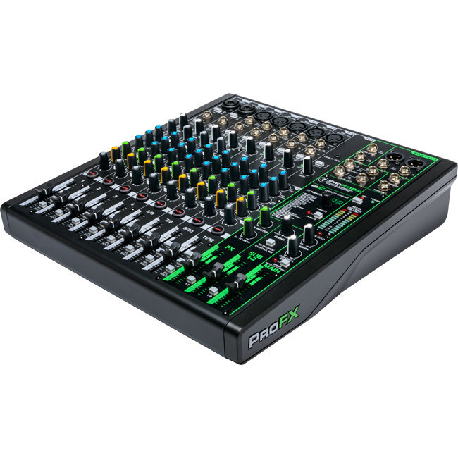 View larger image of Mackie ProFX12v3 Professional 12-Channel Effects Mixer