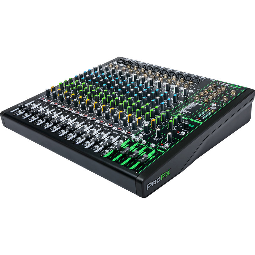 View larger image of Mackie ProFX16v3 16-Channel Mixer