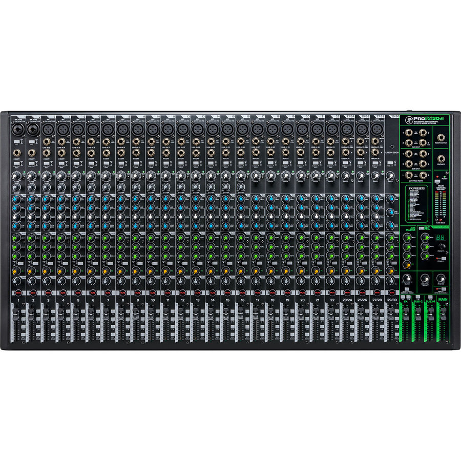 View larger image of Mackie ProFX30v3 30-Channel Professional Effects Mixer