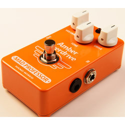 Mad Professor Amber Overdrive Hand Wired Effect Pedal