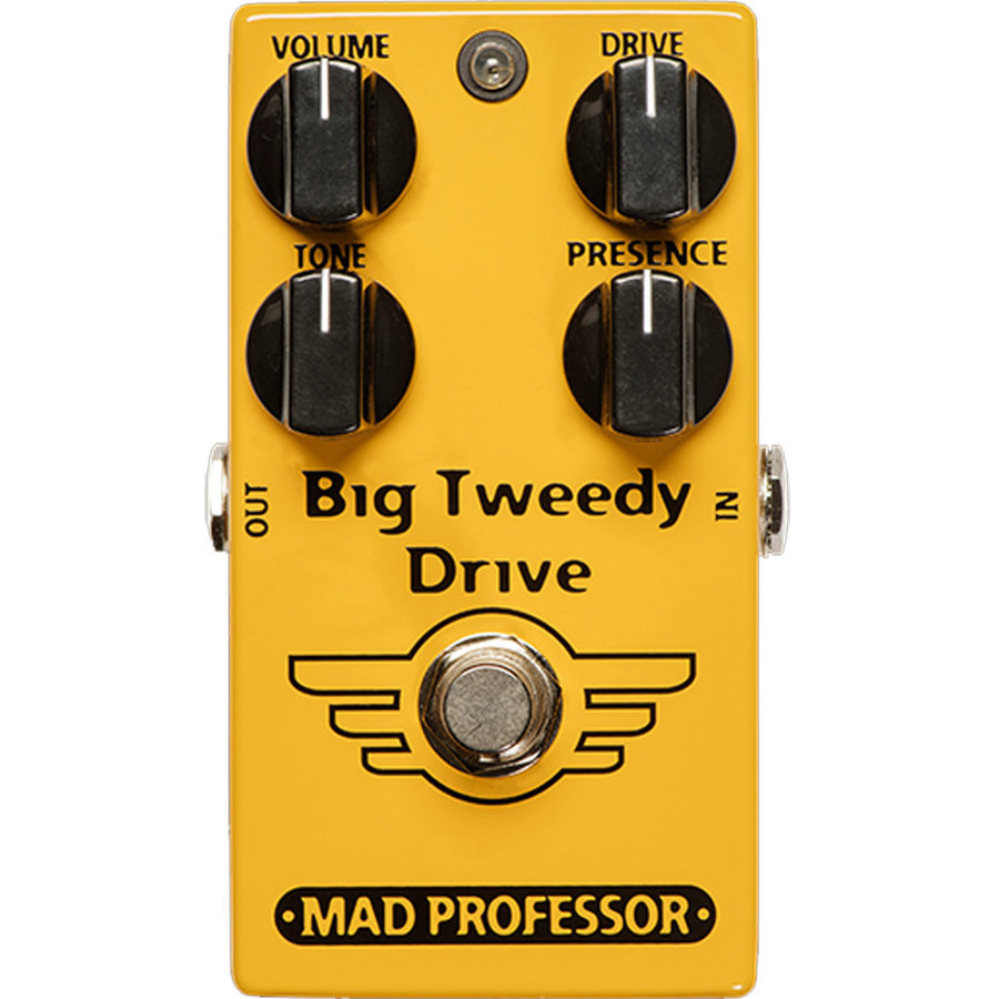 View larger image of Mad Professor Big Tweedy Drive Effect Pedal