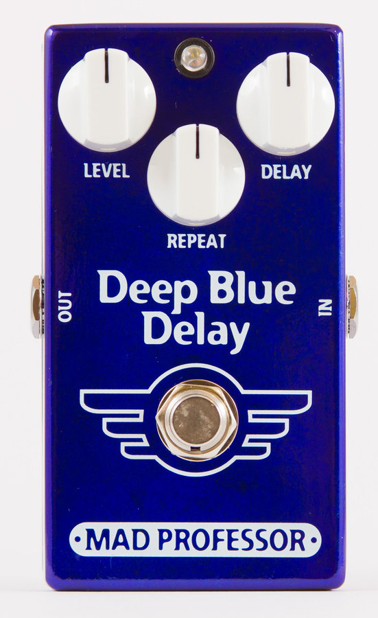 View larger image of Mad Professor Deep Blue Delay Effect Pedal