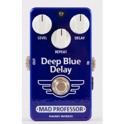 Mad Professor Deep Blue Delay Hand Wired Effect Pedal