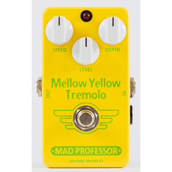 Mad Professor Mellow Yellow Tremolo Hand Wired Effect Pedal