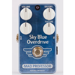 Mad Professor Sky Blue Overdrive Hand Wired Effect Pedal
