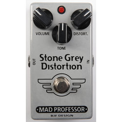 Mad Professor Stone Grey Distortion Effect Pedal