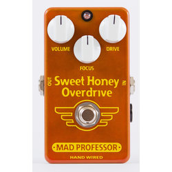 Mad Professor Sweet Honey Overdrive Hand Wired Effect Pedal