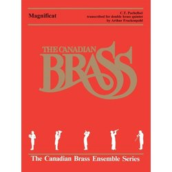 Magnificat (The Canadian Brass) - Double Brass Quintet