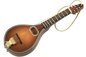 View larger image of Mandolin Ornament - 5