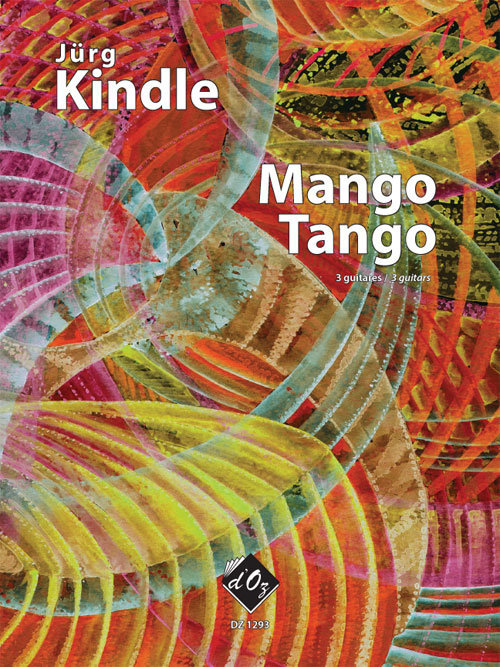 View larger image of Mango Tango (Kindle) - Guitar Trio