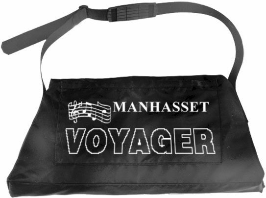 View larger image of Manhasset 1800 Voyager Totebag
