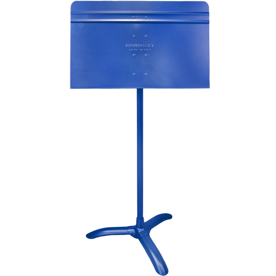 View larger image of Manhasset 48 Standard Symphony Music Stand - Blue