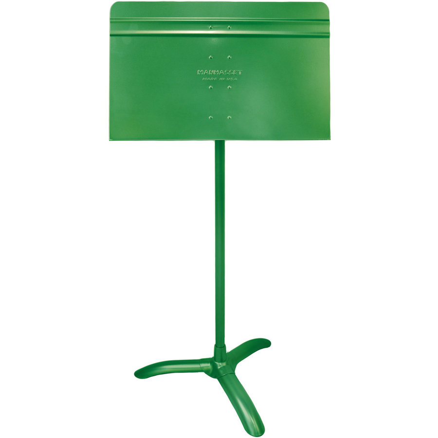 View larger image of Manhasset 48 Standard Symphony Music Stand - Green