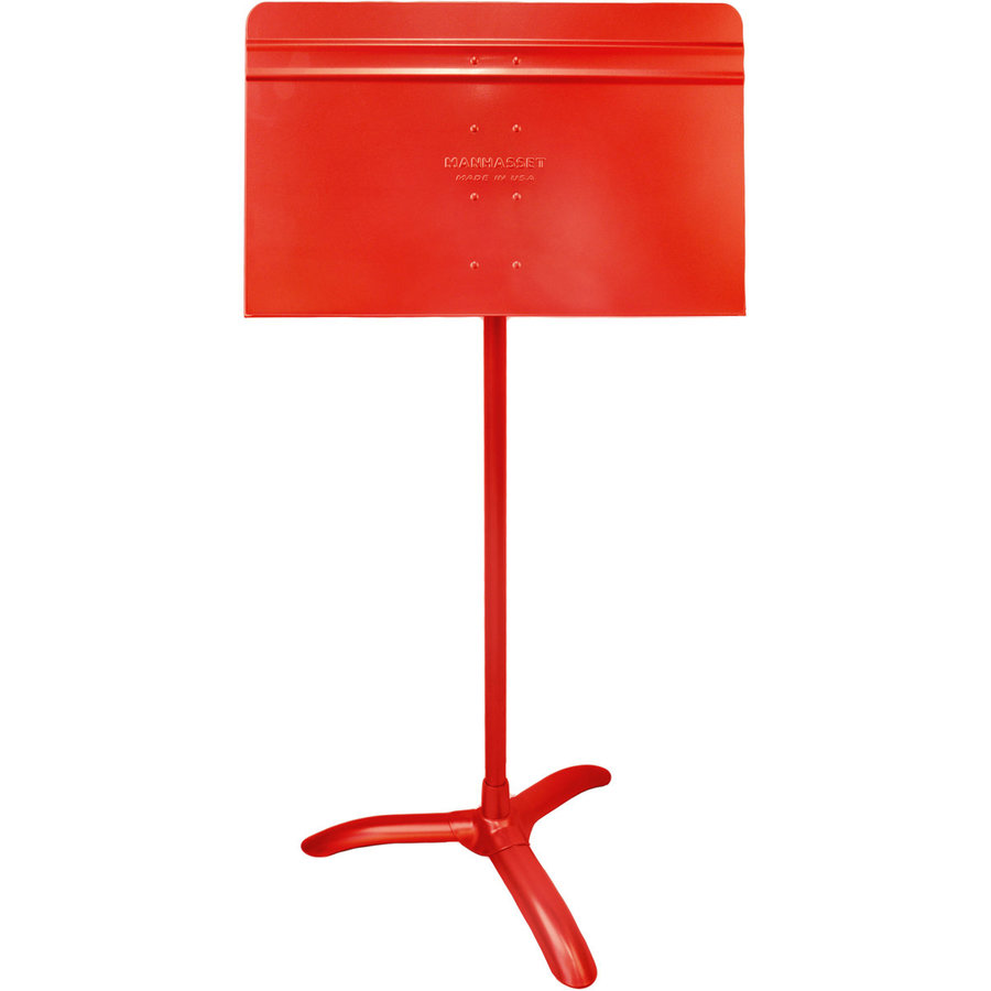 View larger image of Manhasset 48 Standard Symphony Music Stand - Red