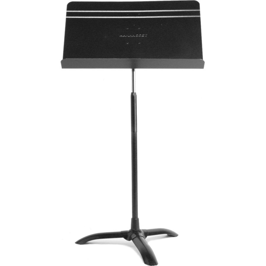 View larger image of Manhasset 48C Symphony Concertino Music Stand - Short, Black