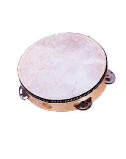 View larger image of Mano Percussion MP-T68H Tambourine with 6 Jingles - Head