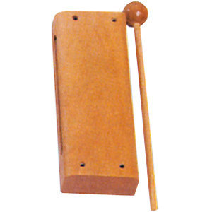 View larger image of Mano Percussion MP-WB Wood Block