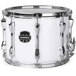 Mapex Contender Series Marching Tom Drum - Gloss White