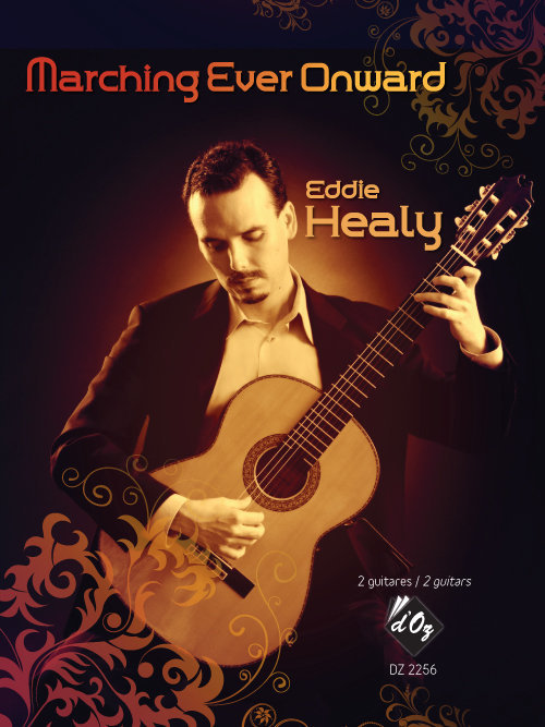 View larger image of Marching Ever Onward (Healy) - Guitar Duet