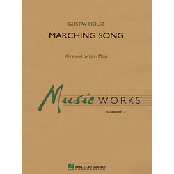 Marching Song - Score & Parts, Grade 2