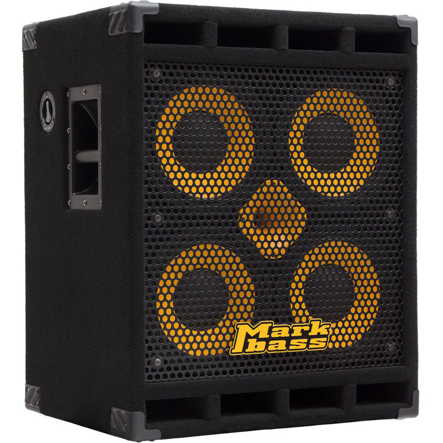View larger image of Markbass Standard 104HF Bass Cabinet - 4 Ohm